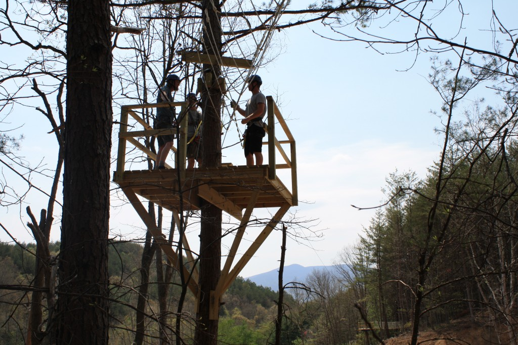 Blue Ridge Ziplines